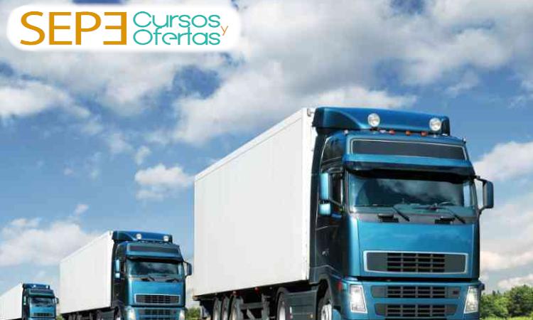 curso de tráfico de mercancías por carretera
