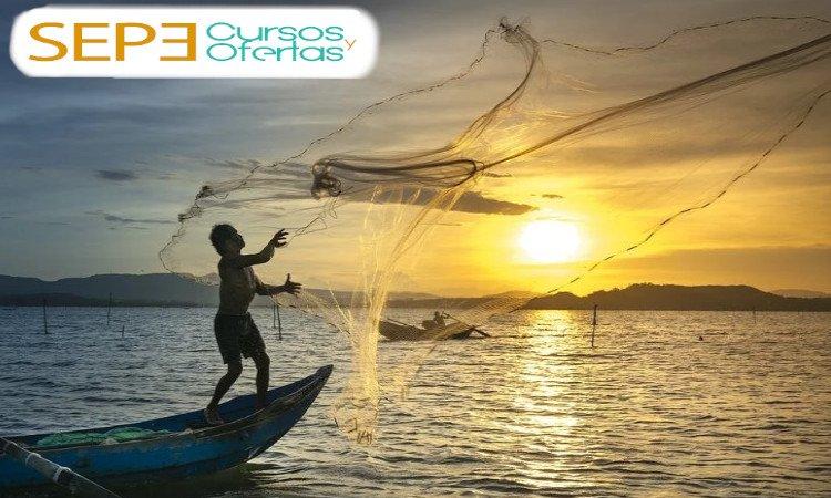 curso de pesca industrial